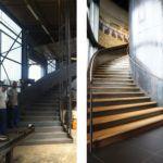 Escalier Monumental – Restaurant – Ville de Rennes