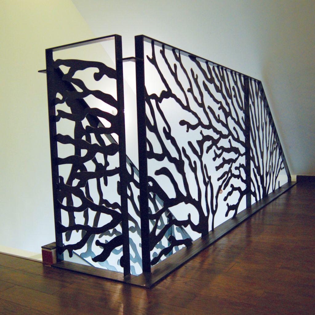 garde corps mod le gorgone ville de saint ren metafer ferronneries r novation du. Black Bedroom Furniture Sets. Home Design Ideas