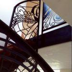 Escalier / Garde Corps – Modèle «Terre Neuva» – Ville de Lezardrieux