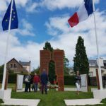Cérémonie du 14 juillet à Saint-Quay-Portrieux.