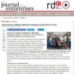 Label EPV : Article dans le Journal des Entreprises