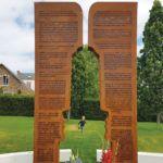 Mémorial pour la Paix – Artstes ML Bourgeois & Vincent Becheau – Saint Quay Portrieux