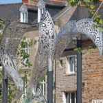 «Relie coeur» Artiste Jean Divry – Ville de Paimpol