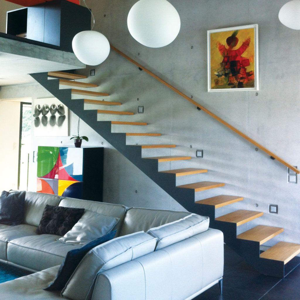 Escalier - Ville de Dinard
