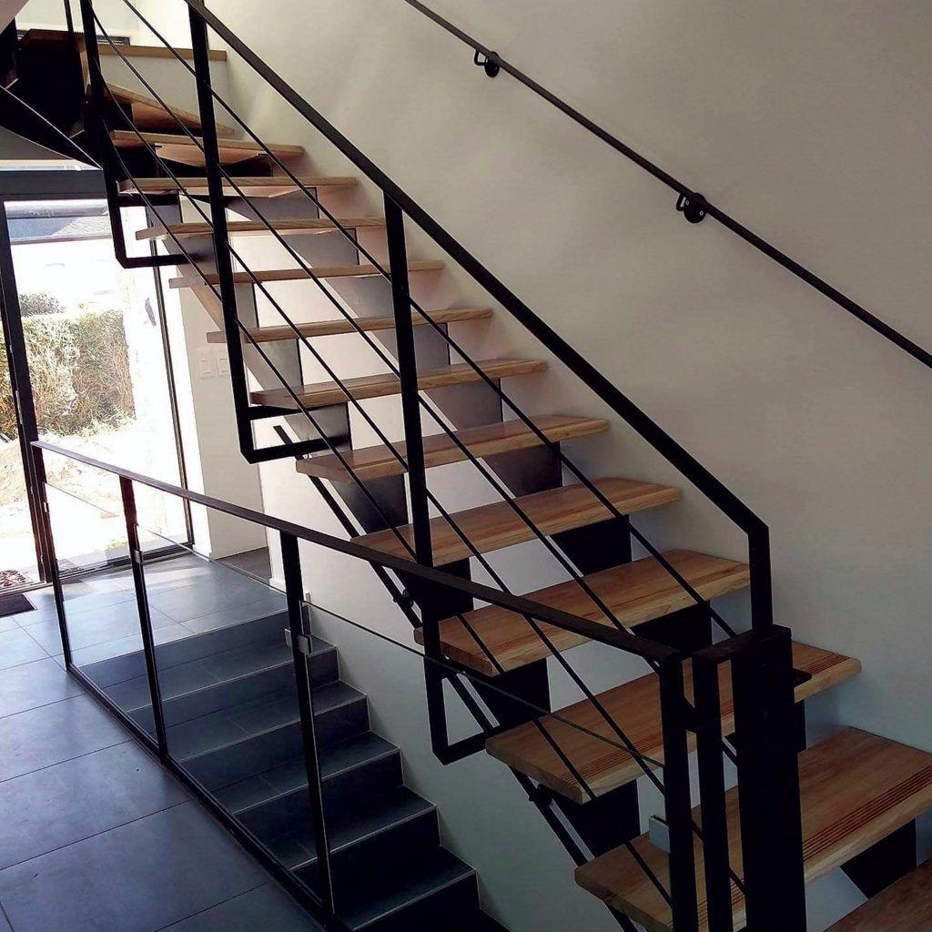 Escalier - Ville de Saint Cast