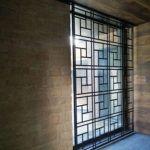 Moucharabieh - Modèle « Cubisme 4» - Ville de Ploeuc sur Lié