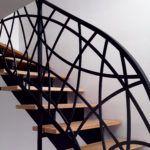 Escalier - Modèle «Bise» - Ville de Saint Brieuc