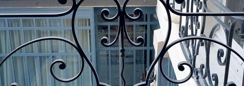 Garde corps XVIIIéme - Rue de Sèvres Paris