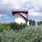 Le Belédère des Ondes - Œuvre de Jean Luc Villemouth - Ville de Saint Benoit des Ondes
