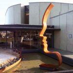 Visages - Œuvre de Erwan Perron -Funérarium de la Ville de Saint Brieuc