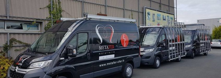 Camion Metafer